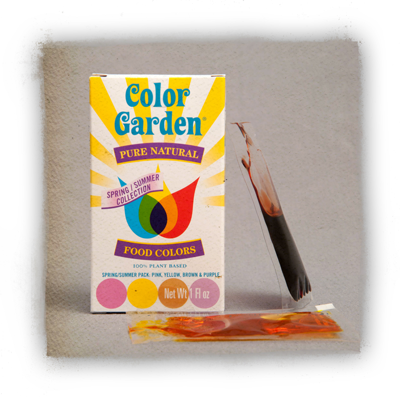 Natural Food Coloring The Dirty Hippie The Bohemian Girl