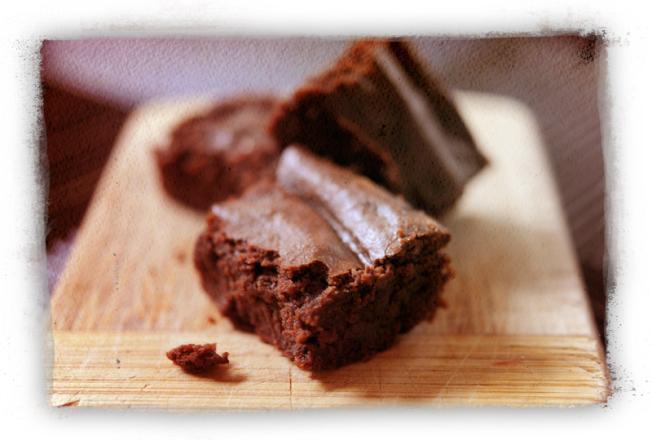 Beginner's Tofu Brownies