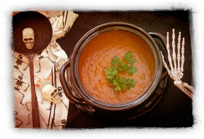 Smoky Pumpkin Soup