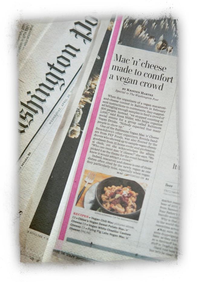 Vegan Mac Article